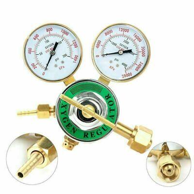 Welding Gas Welder Oxygen Regulator Oxy Torch Cutting Cga 540