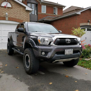2014 Toyota Tacoma Trial team off road trd 4x4