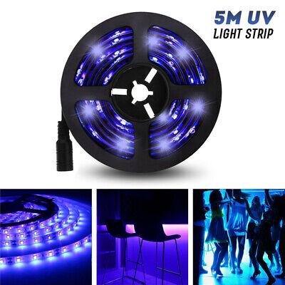 5M 3528SMD LED UV Light Strip Black Light Strip Ultraviolet
