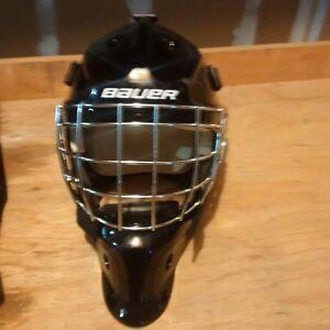 Mint Condition  - Mens Goalie Helmet