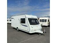 2010 Compass Venture 495 Touring Caravan - 5 Berth