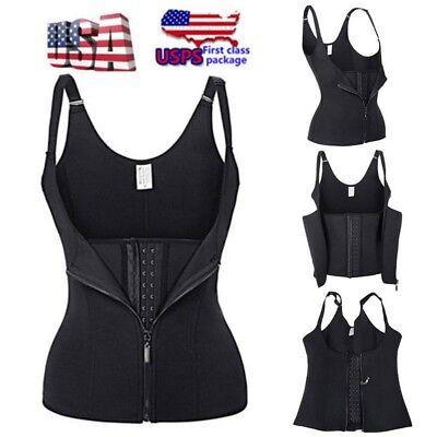 Waist Clincher (Women Thermo Sweat Body Shaper Corset Slimming Waist Trainer Clincher)
