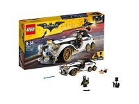 LEGO 70911 The Penguin Arctic Roller Batman NEW SEALED