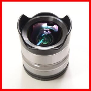 Sony SEL 16mm f2.8 AF Lens + VCL-ECU1 X0.75 wide angle converter