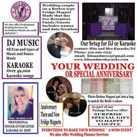 WEDDING IDEAS/MUSIC/SOMETHING SPECIAL? CHECK US OUT
