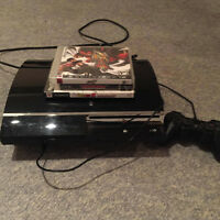 SELLING PS3 GOOD CONDITION 70$