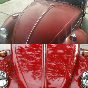 $150 Polish and Touch-Up Package