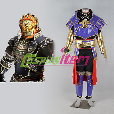 The Legend of Zelda Ganon Cosplay Costume Halloween Carnival Cosplay Costume](Ganon Halloween Costume)
