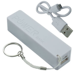 Portable Mobile Phone Power Bank USB Charger *Brand New in Box*