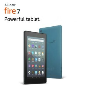 """*New Fire 7 Tablet (7"""" display, 16 GB) - PLUS Extra 32GB Memory"""