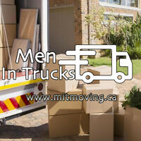 Ottawa Movers Local and Long Distance moving (BOOK ONLINE)