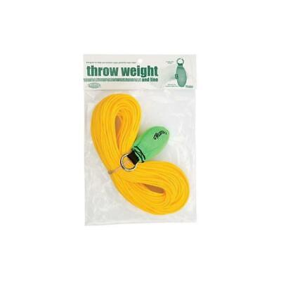 Weaver Neon Green 12oz Throw Weight And 150 Line Kit
