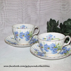 LARGE SELECTION OF VINTAGE TEACUPS CUP & SAUCER TEA PARTY
