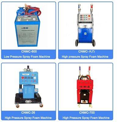 Pu Lowhigh Pressure Spray Foam Machine Polyurethane Insulation Equipment