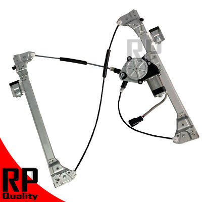 751-705 Electric Window Regulator Lifter Assembly Front Left For Hummer H2