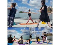 Private / Group / Corporate Yoga classes - English or Italian - Fully qualified Yoga Teacher