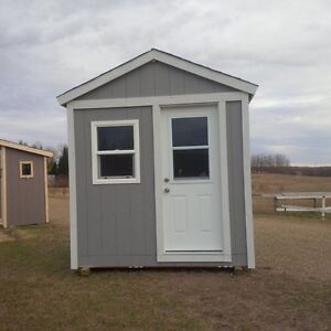 sheds bunk house tiny homes locally made