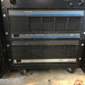 QSC Model 1700 Power amp. (2 available)
