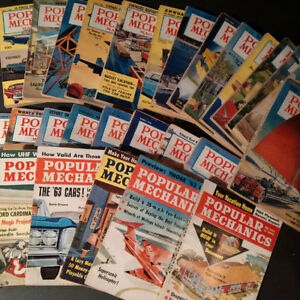 Popular Mechanics magazines Peterborough Peterborough Area image 1