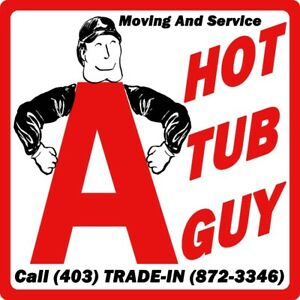 A Hot Tub Guy      -REPAIRS-  Parts , Moving And Service