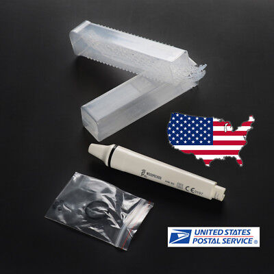 1pc Dental Ultrasonic Scaler Piezo Handpiece Compatible With Emswoodpecker