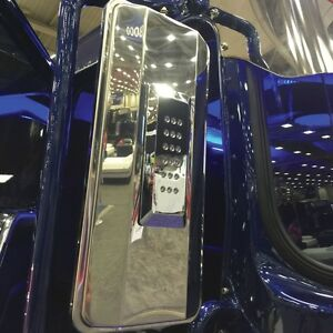 *** Heated Westcoast Mirror with LED Lights ***