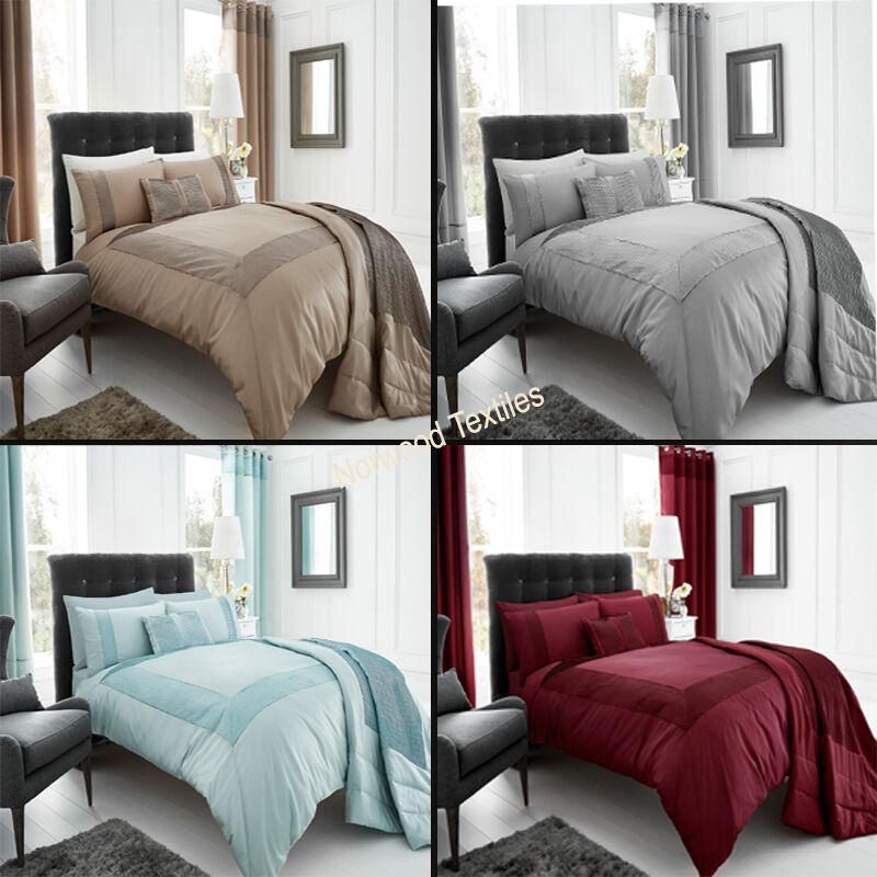 Sahara Duvet Quilt Cover Bedding Bed Linen Set or Cushion Sold Separately