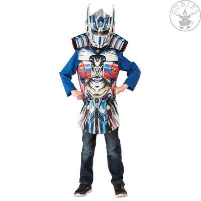RUB 334358 Lizenz Transformers Optimus Prime Kinder Kostüm mit Maske