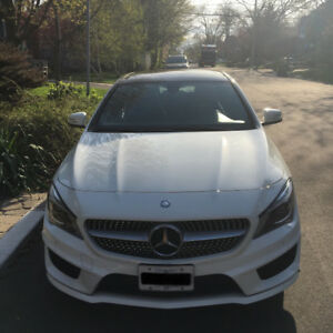2015 Mercedes Benz CLA 250 - Lease Takeover $536.07/month