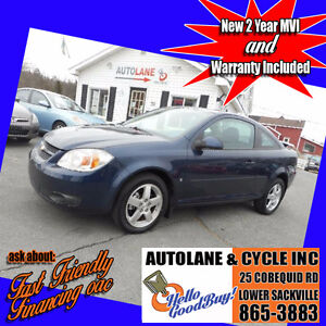 2008 Chevrolet Cobalt Coupe  Only 97000kms SHARP Car