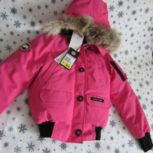 *Canada Goose! CHILLIWACK! BOMER JACKET*Women'sXS *BRND NEW-Tags