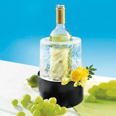 Flaschenkühler Eistraum Sektkühler Weinkühler Eis-Cooler Ice Champagnerschale