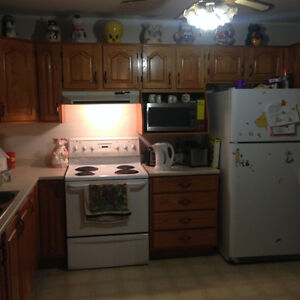 One bedroom ground level in Bedford