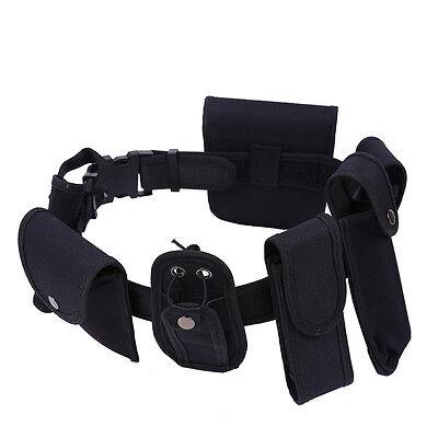 Police Officer Security Modular Guard Law Enforcement Equipment Duty Belt