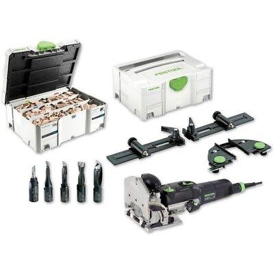 Festool Domino DF 500 Q-Set + Beechwood Domino Range
