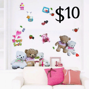 New Easy To Use Wall Decals $10 each