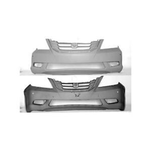 2008-2010 Honda Odyssey Front Bumper Cover - Value Line ®