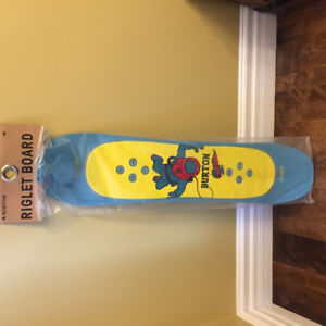 Burton Riglet Snowboard ( brand new and never used)
