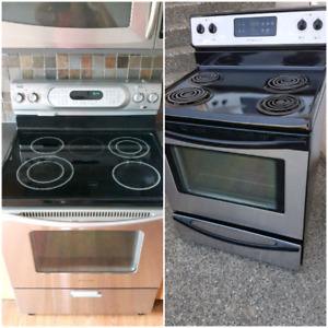 Working appliances... Test before you buy...