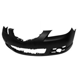 New Painted 2004-2006 Mazda Mazda3 Front Bumper & FREE shipping