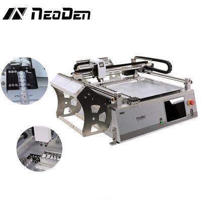 Smt Prototype Pick And Place Robot Neoden 3v-advanced For Smd Pcba Work J