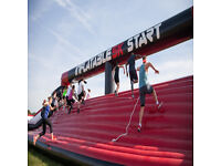 INFLATABLE 5K NOTTINGHAM