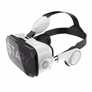 Stark Virtual Reality 3D VR Headset Apple Google Android Glasses