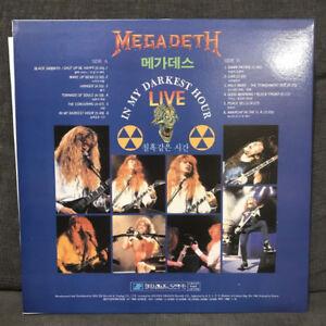 Megadeth Bootleg Records
