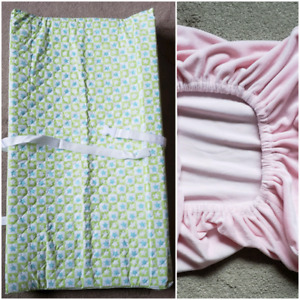 Changing pad and cover *new*