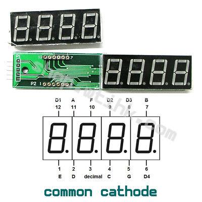 Ht16k33 8-digit 7-segment 0.54-inch Numeric Led I2c Interface Arduino Raspberry