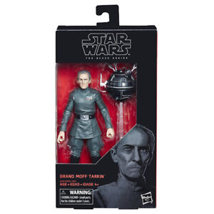 "#63 Star Wars The Black Series Grand Moff Tarkin 6"" Figure"