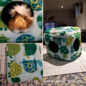 Fleece Products For your Guinea pigs or Other Small Animals