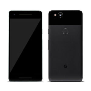 Pixel 2 64 gig, Black, Mint Condition, less than one year old