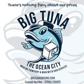 Man and Van Hire, House Removals, Nothing fishy about our prices!